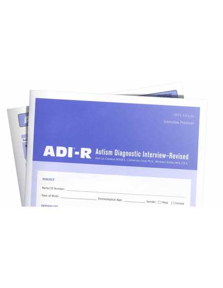 Instrumento diagnóstico ADI-R