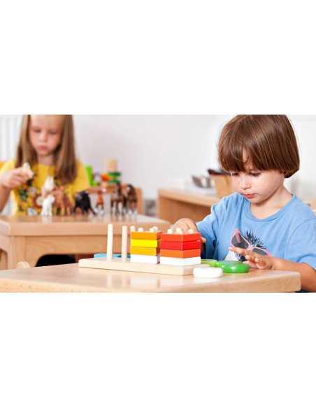 Perfil neuropsicológico de los grandes trastornos infantiles